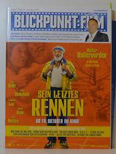 DANS LE CHAMP DE VISION FILM 34/13 SON RÉCENT COURSE DIETER HALLERVORDEN BF 258