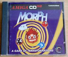 Interpolation Amiga/Commodore Cd-Rom cd³² jeu