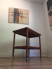 Vintage Mid Century Grete Jalk Metamorphic Trolley Table