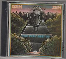 RAM JAM - the very best of CD