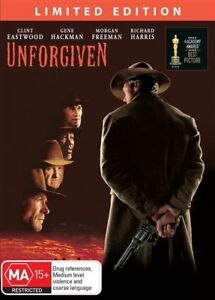 Unforgiven / The Eastwood Factor  2 Disc Limited Edition Set - New Region 4 DVD
