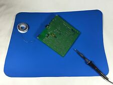 "Soldering Pad / Mat,15"" X 20"" Heat Resist. ESD Spec's USA Made UPCYCLED"