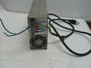 Meanwell PSP-500-24 power supply input 100-120 vac 7a output 24v 16.7a input