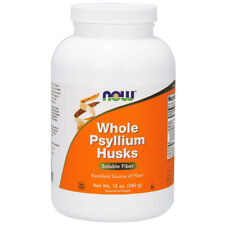 Now Foods , Totalité Tégument de Psyllium, 341ml (340g) - Source de Fibre