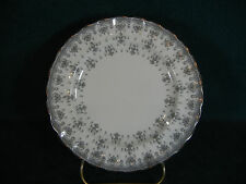 Spode Fleur de Lis Lys Gray Bone China Bread and Butter Plate(s)