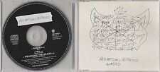 Red Hot Chili Peppers - Warped - Rare UK 3 track CD