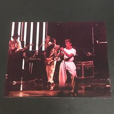"""David Bowie 1978 Stage Tour Vintage Photo 9.5 """"Wide By 7.5 """"Length"""