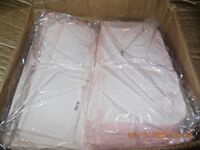 "CASE OF 150 CARDINAL HEALTH UNDERPAD FOR INCONTINENCE / 36"" X 23"" PADS"