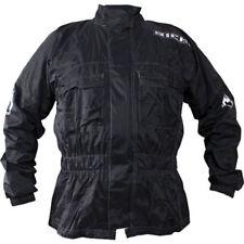Combinaisons de pluie noirs Richa pour motocyclette Homme