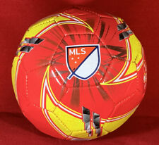 Franklin Size 1 Soccer Ball Red & Yellow