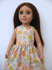 """Clothes for Carpatina Handmade Outfit~18 """" Doll Dress"""