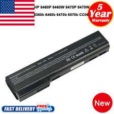 Battery for HP EliteBook 8460W 8460P 8560P 8470P Notebook 6560b 6460b 6360b CC06