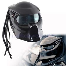 Predator Motorcycle Helmet Full Face Iron Man light car-styling mask Fiberglass