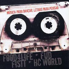 NEW - Musica Para Dancar Letra Para Pensar by Various Artists