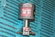Max Machinery Flow Transmitter 284-512 & 213-310