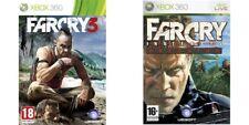 FAR CRY 3 & FAR CRY INSTINCTS PREDATOR XBOX 360 PAL