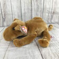 Ty Beanie Baby Buddy Humphrey Camel Rare 1998 Plush Toy MINT EUC Tan