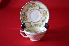 Myott Royal York China Staffordshire England Tea Cup & Saucer Set 2