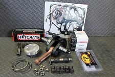 721cc 4mm stroker engine kit Raptor 660 Vito's crank Hotcams Kibble White Wiseco