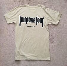 Justin Bieber X Barney's Purpose Tour 2016 Merch T-Shirt Tee Small fear of god