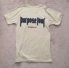 Justin Bieber X Barney's Purpose Tour 2016 Merch T-Shirt Tee Medium fear of god