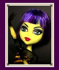 Monster High Doll CAM Create A Monster Insect Bumble Bee w/ Outfit, Wig, Wings