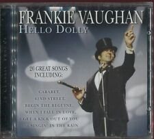 FRANLIE VAUGHN - HELLO DOLLY - 20 SONGS  - NEW SEALED
