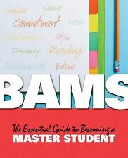 BAMS : The Essential Guide to Becoming a Master Student by Dave Ellis (2009,...