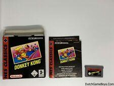 Nes Classics 2 - Donkey Kong - Nintendo Gameboy Advance - GBA