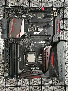 ASUS Maximus VIII Hero Z170 Motherboard + Intel i7-6700K CPU Combo/Bundle