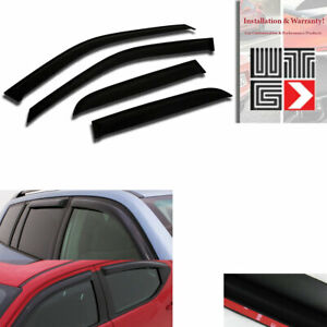 4pc Smoke Window Visor Rain Vent Shade Guard For 2006-2013 Chevrolet Impala