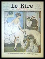 Journal Le RIRE Rouge, édition de guerre N°92 du 19/8/1916