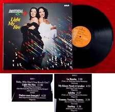 LP Baccara: Light My Fire (RCA PL 28330) D 1978