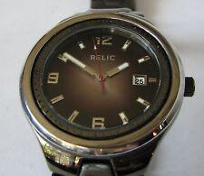 Relic Quartz Date Watch