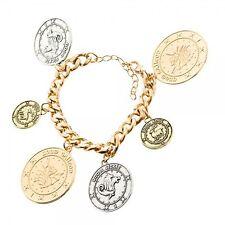 Harry Potter Coins Charm Bracelet