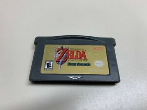 GAMEBOY ADVANCE THE LEGEND OF ZELDA A LINK TO THE PAST FOUR SWORDS VIDEO GAME
