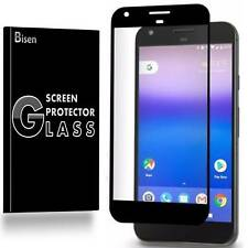 Google Pixel XL (2016) [BISEN] Tempered Glass FULL COVER Screen Protector Guard