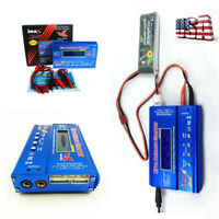 HOT iMAX B6AC LCD Screen Digital RC Lipo NiMh Battery Balance Charger US STOCK