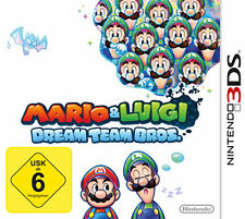 Mario & Luigi: Dream Team Bros. (Nintendo 3DS, 2013)