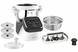 KRUPS Prep & Cook XL Küchenmaschine mit Kochfunktion HP50A815 NEU