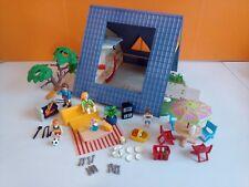 sympa maison de vacance 3230  playmobil (  ville , camping    ) 1949