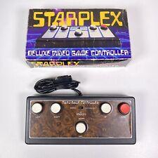 Starplex Electronics Astroblast Video Game Controller W/ Box For Atari & Sears