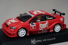 Scalextric C2298 Opel V8 Sport Bild Joachim Winkelhock  1/32 boxed