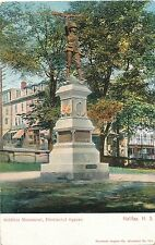 HALIFAX NS – Soldiers Monument Provincial Square