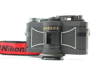 【NEAR MINT】 PANON WIDELUX F8 35mm Panoramic Film Camera From Japan #1192