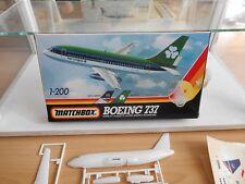 "Modelkit Matchbox Boeing 737 ""Air Lingus / British Airways"" on 1:200 in Box"