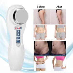 LED Ultrasonic Cavitation Fat Remove Anti Cellulite Slim Massager Spa Machine UK