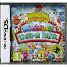 Moshi Monsters Moshlings Theme Park NDS New Nintendo DS, Nintendo DS