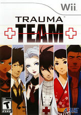 Trauma Team WII New Nintendo Wii