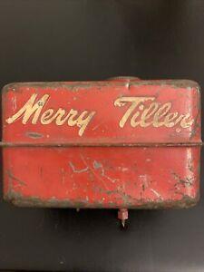 Merry Tiller Gas Tank
